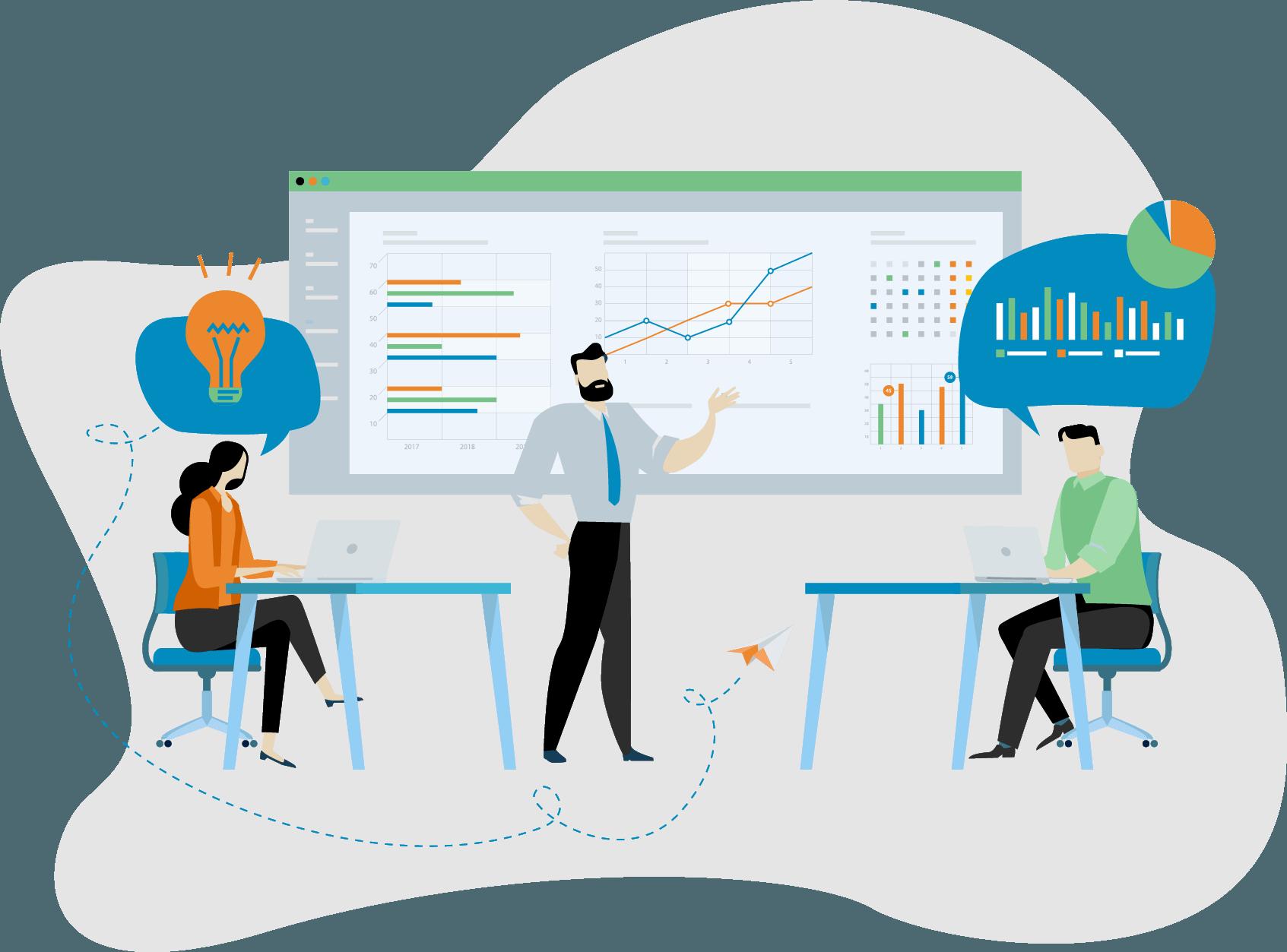 istrategy to agencja inbound marketing, która zamieni Twoją stronę w najlepszego sprzedawce