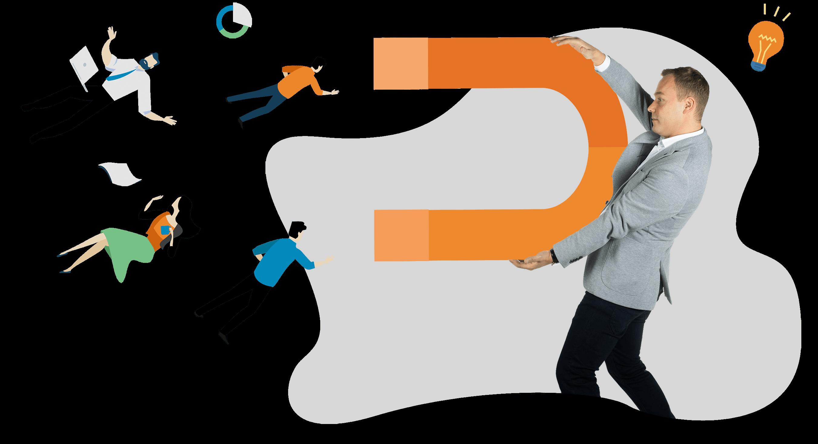 Inbound Marketing - Przyciągnij klientów do swojej firmy