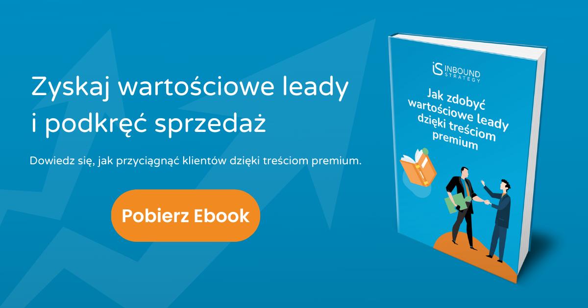 Pozyskiwanie leadów - Pobierz Ebook PDF